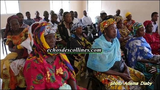 Encore des fonds pour les femmes de la commune de Dindéfélo, Boye Souaré respecte ses promesses