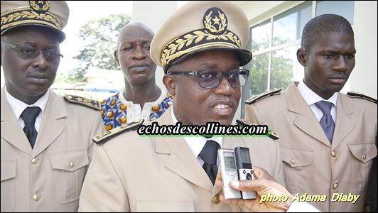 Kédougou: William Manel, un Gouverneur qui ne tolère aucun retard