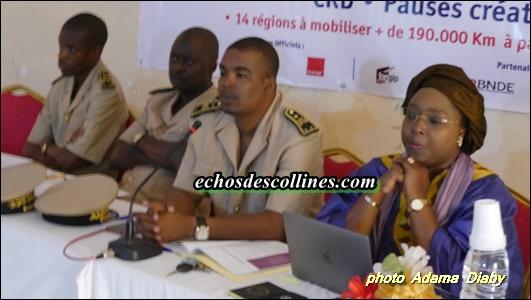 Kédougou: Les acteurs, informés sur le concours national de business plans