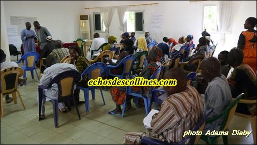 Kédougou: Les acteurs locaux formés sur la Gouvernance foncière