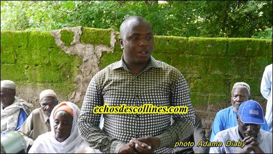 Mamadou Yoro Bâ, un maire comblé sur le soutien de Brevenne Djolof
