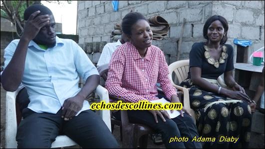 Kédougou: Accueil du ministre Mame Mbaye Niang, Awa Françoise Diallo appelle à l'unité et à la mobilisation