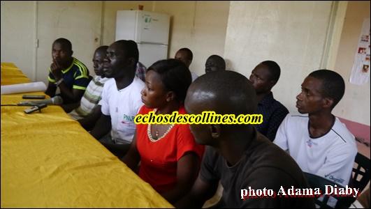 Kédougou: Les jeunes se mobilisent pour accueillir Mame Mbaye Niang