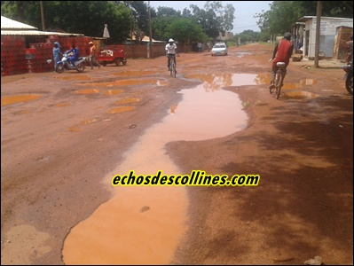 Kédougou: Dure réalité des conducteurs de taxis dans la commune de Kédougou