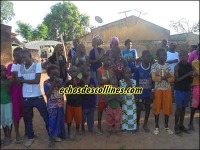 Kédougou: Actionaid et KEOH soutiennent les enfants de Fadiga
