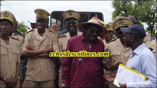 Kédougou: Suivi de la campagne agricole, Papa Abdoulaye Seck en tournée dans la région