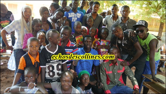 Kédougou: Clôture des cours de vacances de l'UJCK