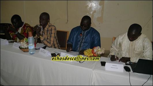 Kédougou: Les acteurs se penchent sur l'orientation des élèves en 2nde