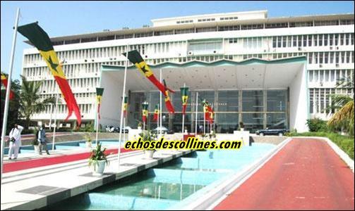 Assemblé Nationale: Le bureau de l'institution  a été renouvelé