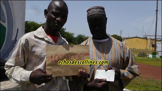 Kédougou: La SODEFITEX offre 1 million à Bambadji