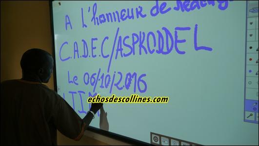 Kédougou: C.A.D.E.C actionne la révolution dansle secteur de l'Education