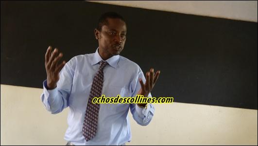 Dr Bou Fall nommé IA de Louga