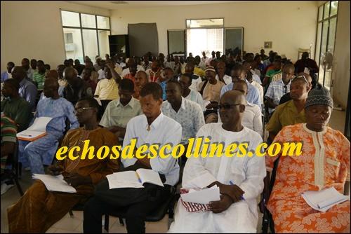 Kédougou: Rentrée des classes, autorités scolaires et Directeurs d'écoles partagent les orientations de l'année scolaire