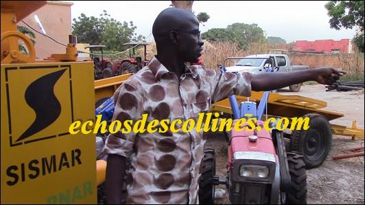 Kédougou: Le P2RS présente ses résultats