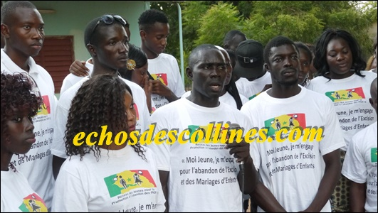 Kédougou: Les jeunes se mobilisent contre les mutilations génitales et…