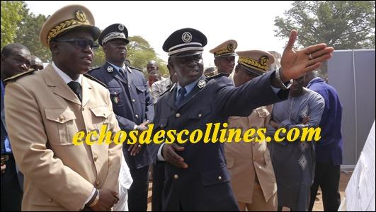 Kédougou: Les forces de défense et de sécurité dévoilent une partie de leurs secrets