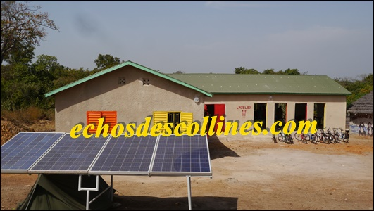Kédougou: L'association «Bassari» offre à la commune de Dindéfélo, un centre de formation pour les filles