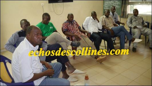 Remous au sein de l'APR, M Lessény Sy de la coordination départementale de Kédougou sur une chaise éjectable