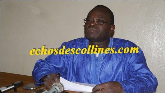 Lessény Sy , coordonnateur départemental de l'APR à Kédougou:«Je ne suis plus dans cette politique de carnaval… Il faut faire de la politique de développement».