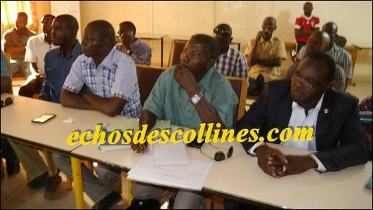 Kédougou: La tentative de mise en place du comité de pilotage de l'APR a avorté