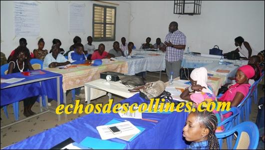 Kédougou: Lutte contre le VIH/Sida, une quarantaine de jeunes formés