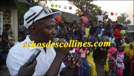 Kédougou: L'ASC Cascade de Dindéfélo fête sa victoire et promeut l'union des cœurs