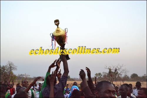 Kédougou: Syllacounda s'adjuge de la coupe du Maire de Bandafassi.