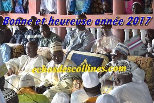 Kédougou: Célébration de la 51ème édition du gamou de Madina Kénioto