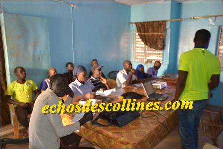 Le personnel de la radio Kédougou Fm formé sur les techniques d'animation