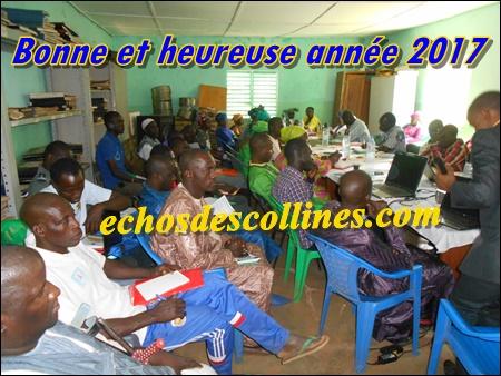 Salémata: L'ADPBS outille les élus locaux de la commune.
