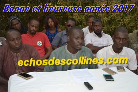 Kédougou: Naissance d'un nouveau courant politique, la CERP/DD