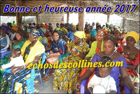 Politiciens,Vous ne tromperez plus les femmes de la commune de Dindéfélo