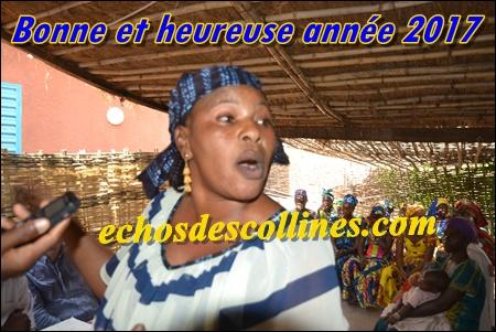 Madioula Sylla, conseillère départementale à Kédougou verse sa colère sur les hommes politiques ingrats