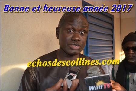 A Kédougou: Seydi Gassama « La parenthèse Yaya est terminée»