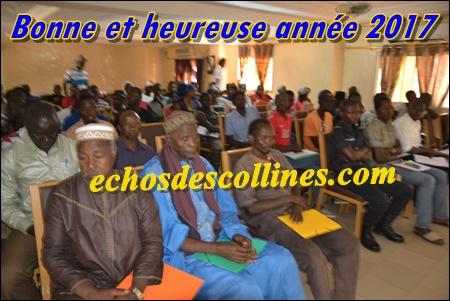 Kédougou: Le forum civil mobilise les acteurs pour parler de fiscalité équitable…