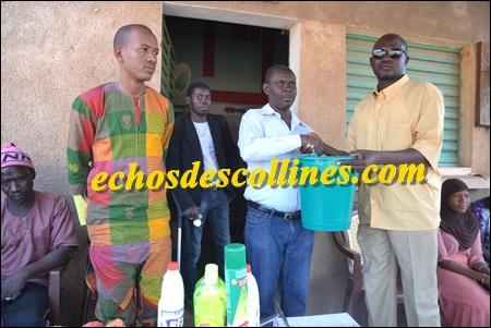 Le PAGE promeut l'hygiène dans 5 écoles du département de Kédougou