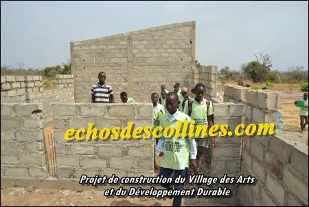 Kédougou: Une vingtaine d'élèves s'exercent aux activités d'illustration
