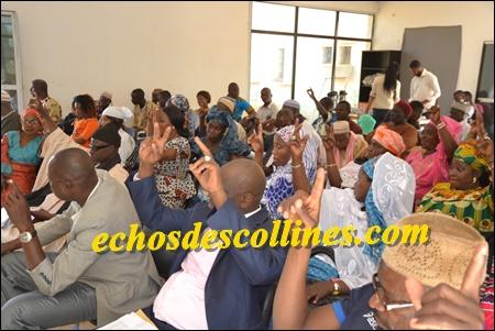 Kédougou: Le Budget 2017 du conseil municipal de Kédougou a été voté