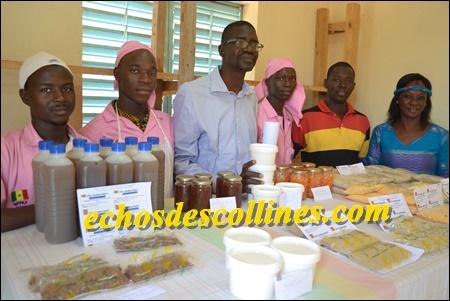 Kédougou: 3 jeunes valident leur CAP à l'unité du GIE Koba Club 1