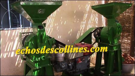Kédougou: Les femmes ont reçu une machine pour ….