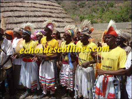 Bandafassi s'apprête à organiser le festival du folklore et des produits agricoles