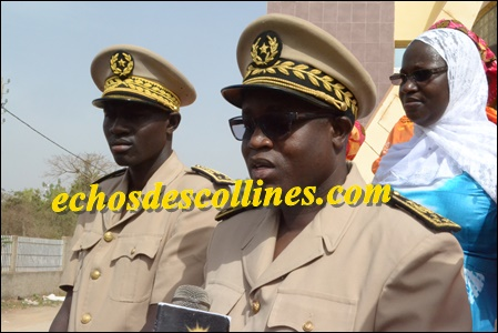 William Manel aux femmes de Kédougou: «Vous ne devrez pas baisser la garde»
