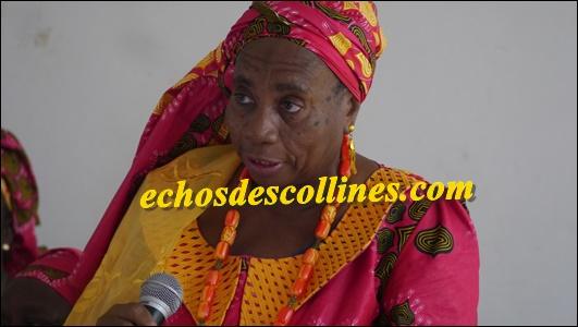 Mme Fanta Kondé Traoré: «Rien ne sera donné aux femmes sur un plateau d'argent»
