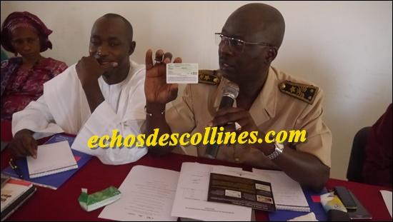 Moustapha Diaw, Préfet de Kédougou: «A la date du 15 mars, nous avons enrôlé 25091 électeurs»