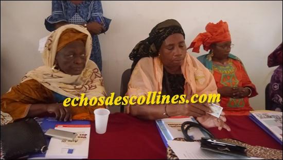 Kédougou: Assa Diallo réussit un pari, le forum des femmes s'est tenu.