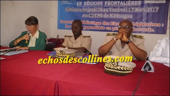 Kédougou: Les journalistes formés sur leurs rôles en période électorale