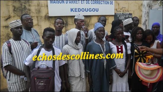 Kédougou: La prison ouvre ses portes aux artistes
