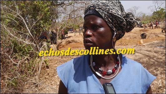 Kédougou: «Mon seul souci est d'aider mon mari à….»