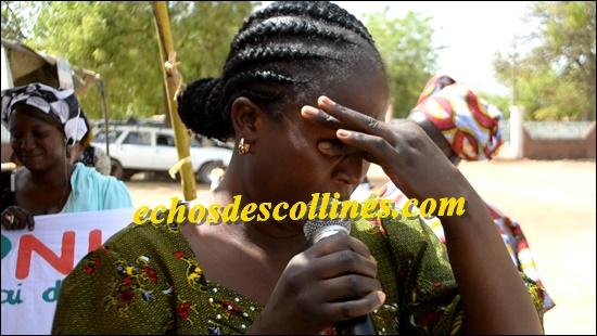 Les doléances des femmes de plusieurs régions du Sénégal, exposées à Kédougou