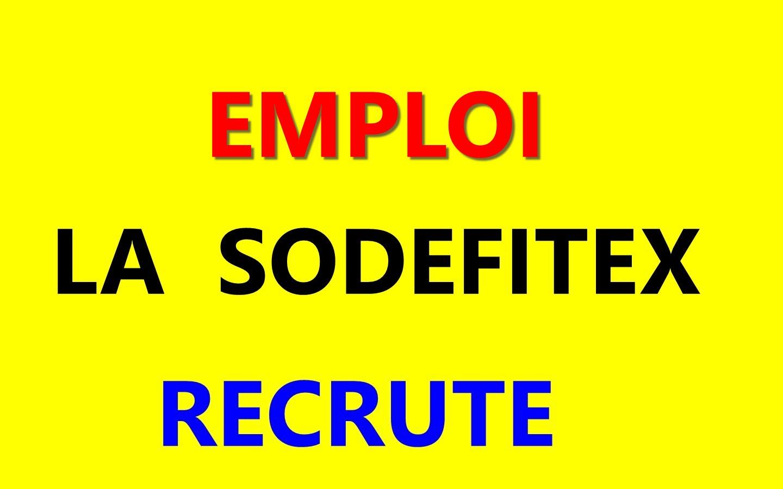 Offre d 'emplois
